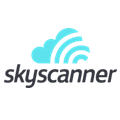 UK Cheap Flights with Skyscanner - logo 100 x 30