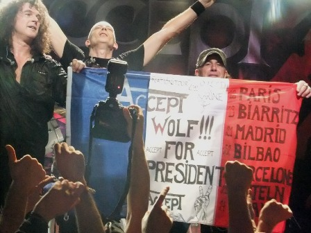 Wolf Hoffmann for President