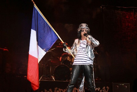 Alice Cooper Paris
