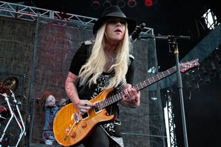 Orianthi live at Ottawa Bluesfest