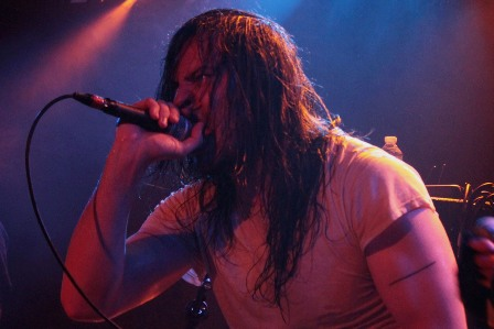 Andrew W.K. live in Paris, at La Maroquinerie