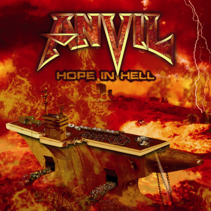 Anvil album cover