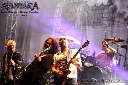 Avantasia The Mystery Of Time World Tour