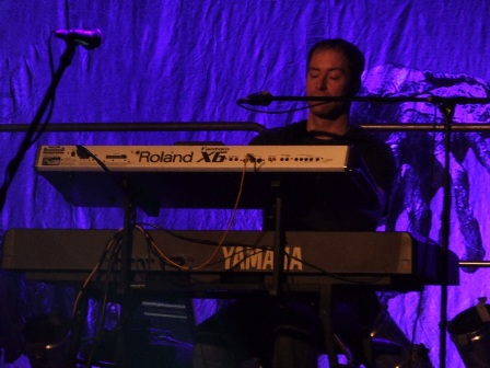 "Michael ""Miro"" Rodenberg on Keyboards with Avantasia"