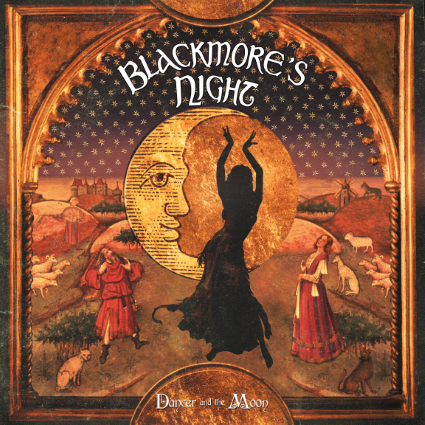 Blackmore's Night Dancer And The Moon album cover