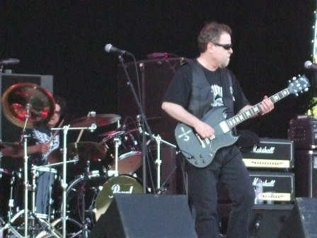 Blue Öyster Cult Live at the Sweden Rock Festival 2008