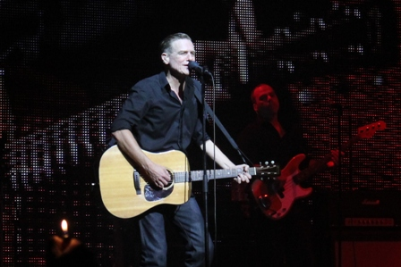 Bryan Adams live in Paris