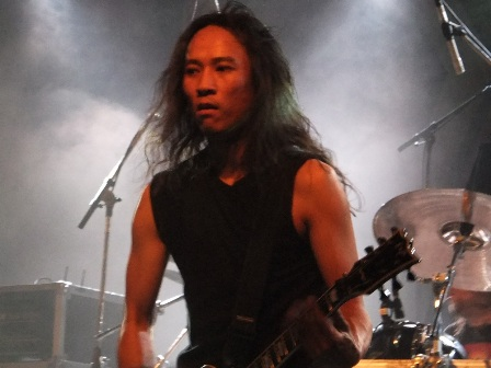 Ted Aguilar from Death Angel
