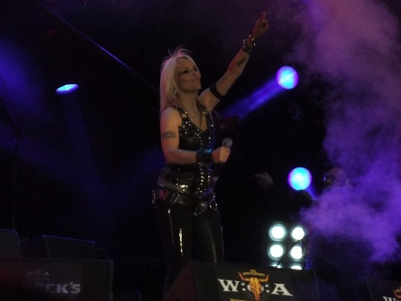 Doro Live at Wacken 2009