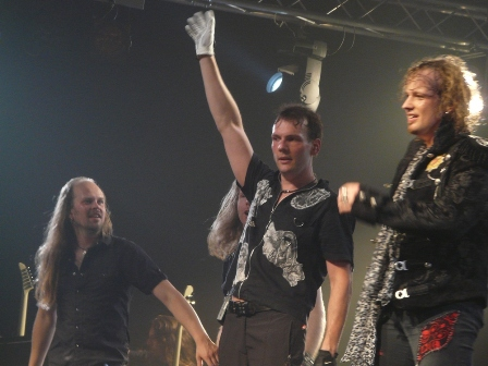Thank You PPM Fest - Edguy live in Mons Belgium