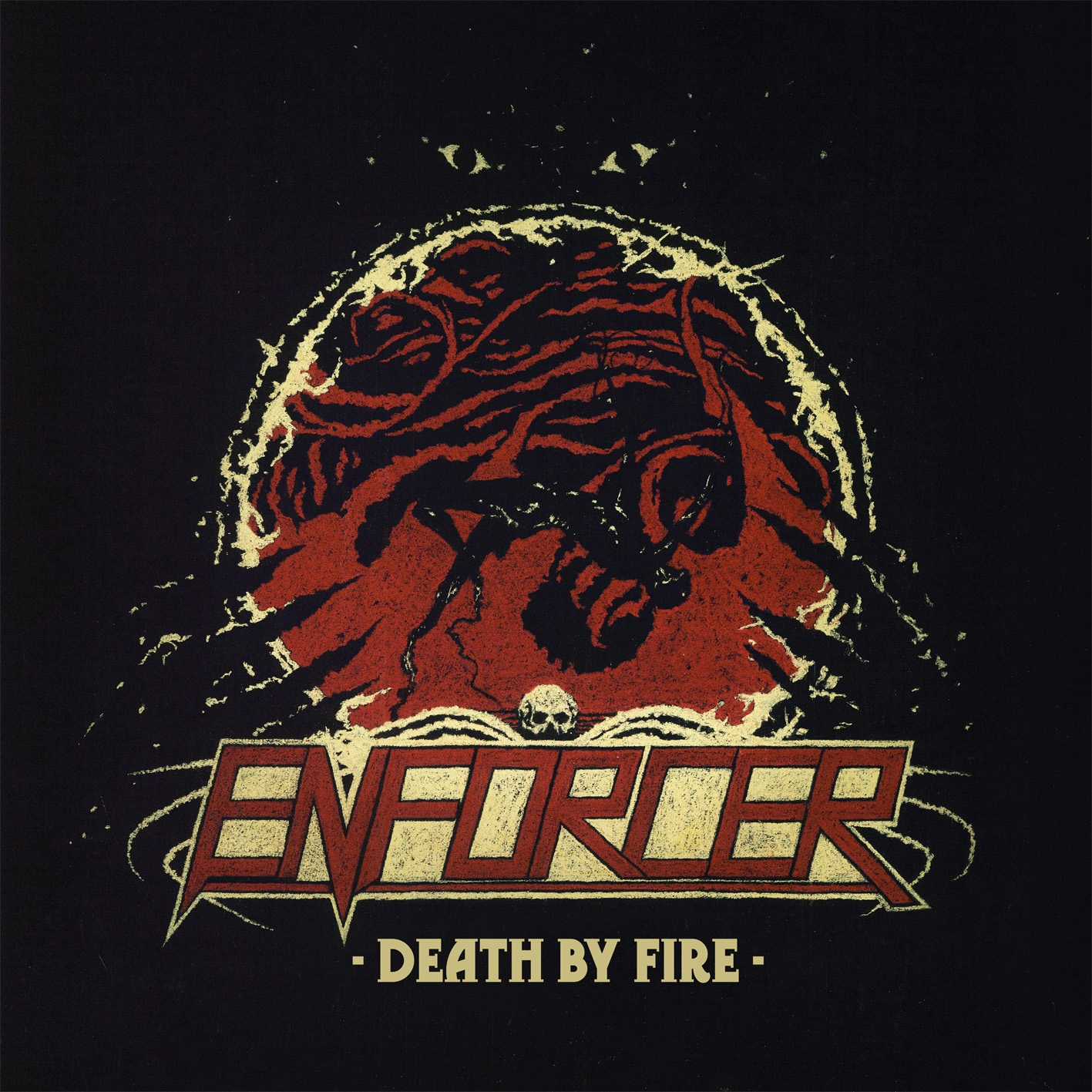 Enforcer album cover
