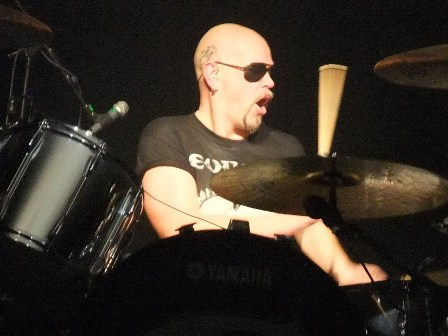 Ian Haughland - drummer from Europe