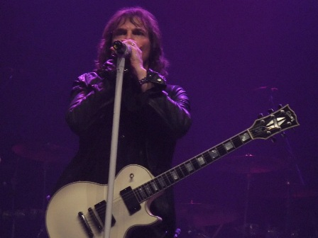 Joey Tempest - Europe live in Paris
