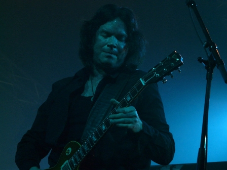 John Norum live in Belgium with Europe