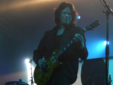John Norum at the PPM Fest - Europe live in Mons