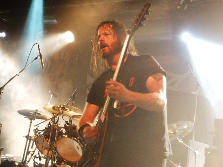 Gary Holt with Exodus in Paris