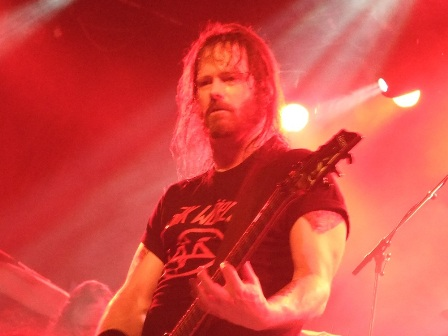Gary Holt live at the Thrashfest with Exodus