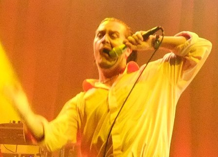 Mike Patton in St Cloud