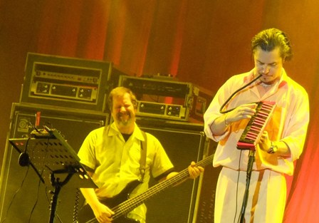Faith No More playing Midnight Cowboy in Paris