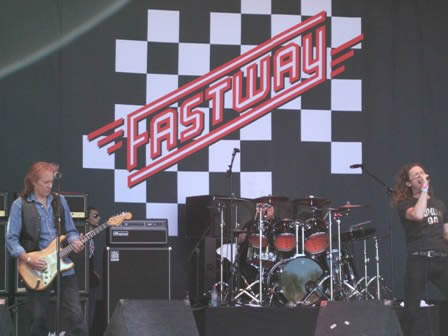 Fastway Live at the Sweden Rock Festival 2008