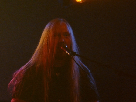 Corvin Bahn on Keyboards with Gamma Ray
