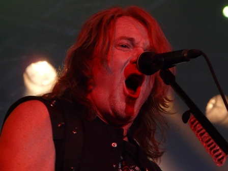 Kai Hansen from Gamma Ray live at the PPM Fest in Mons