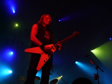 Kai Hansen with Gamma Ray