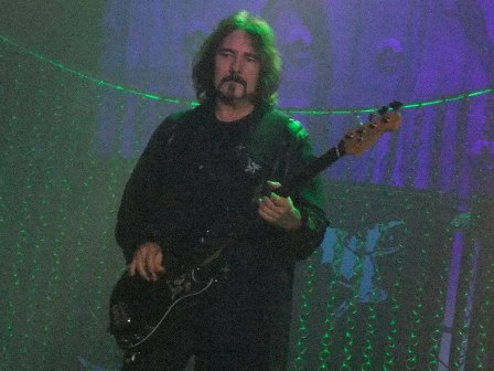 Geezer Butler live in Paris 2009