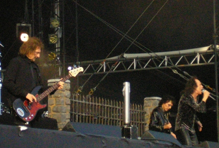 Ronnie James Dio and Vinny Appice live in Dessel 2009