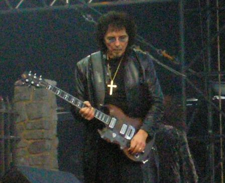 Geezer Butler with Heaven And Hell in Dessel