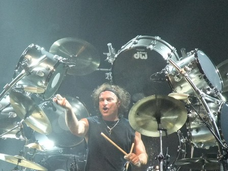 Vinny Appice in Paris