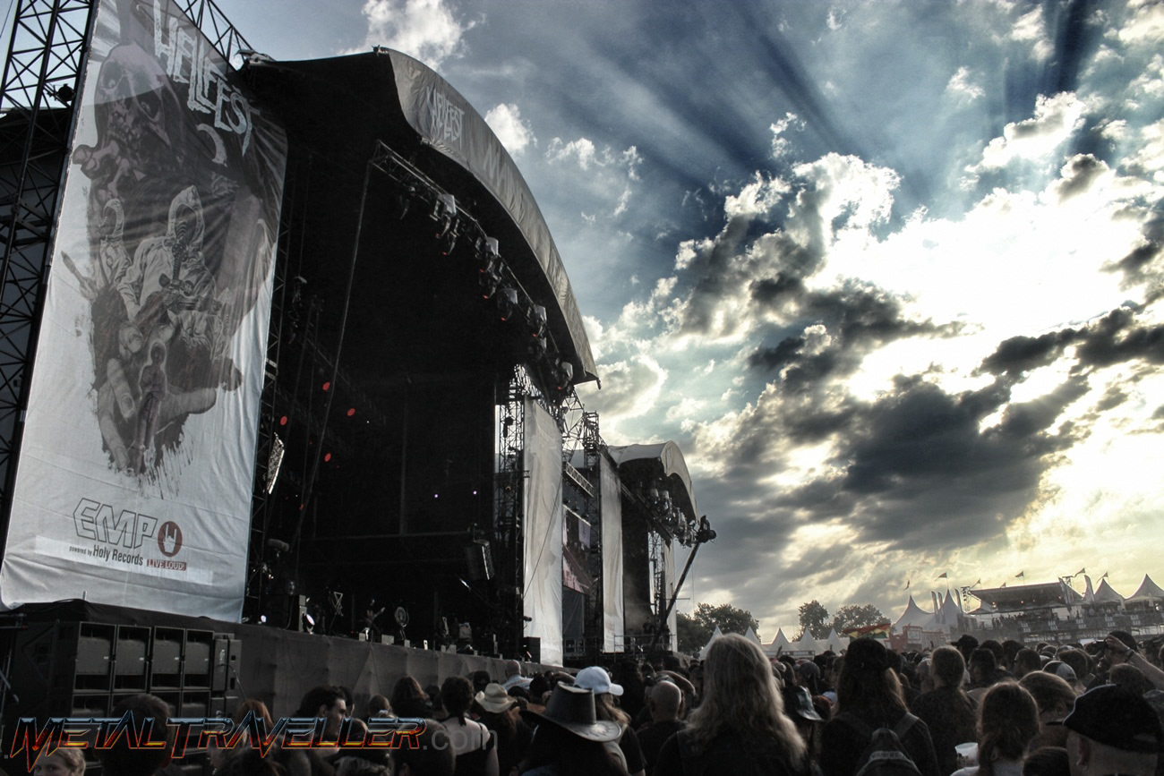 Mainstage 02 - Hellfest Open Air 2014