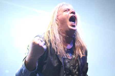 Andi Deris out of the light