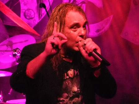 Andi Deris - Helloween live in France
