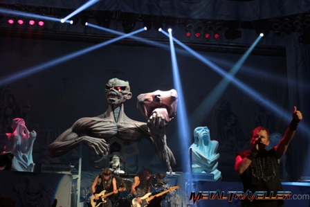 Seventh Son Of A Seventh Son - Iron Maiden live in Québec
