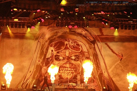 Aces High: Iron Maiden live in Clisson