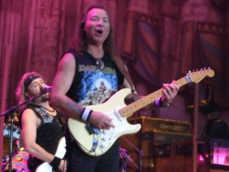 Dave Murray in Trondheim