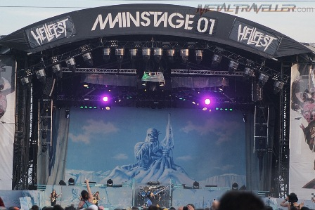 Mainstage 01: Iron Maiden live in Clisson