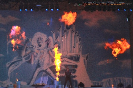 Burn a saussage! The Phantom of The Opera