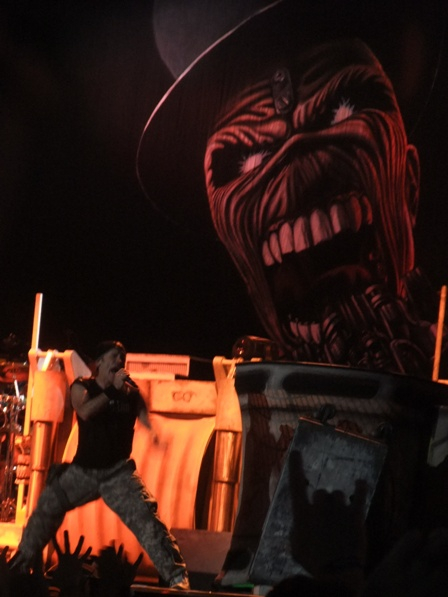 Wildest Dreams - Iron Maiden live in Stockholm