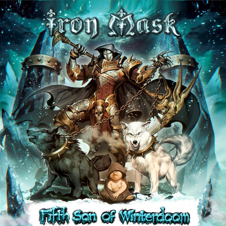 Iron Mask Fifth Son Of Winterdoom album cover