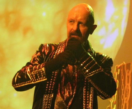Rob Halford live in Paris