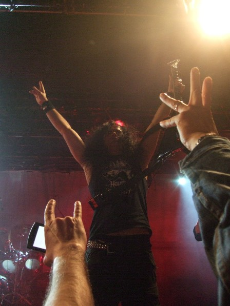 Kreator - Live in Paris, France - January 27 2009