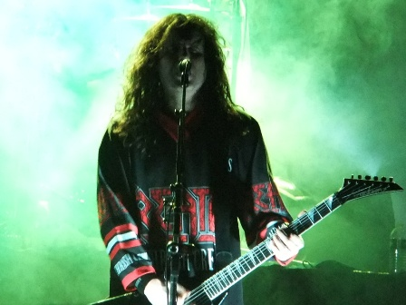 Mille Petrozza from Kreator
