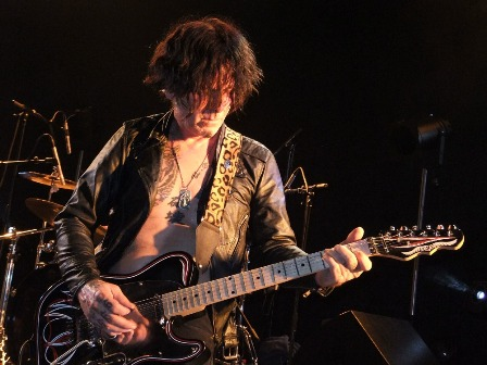 L.A. Guns Live in Paris 2010