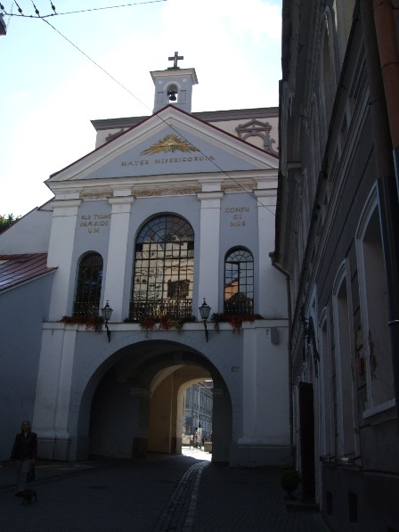 Vilnius Gates Of Dawn