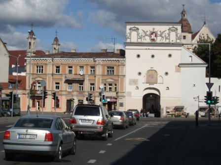Vilnius: The Gates Of Dawn
