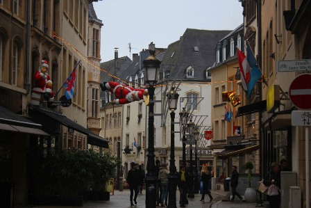 Christmas in Luxemburg