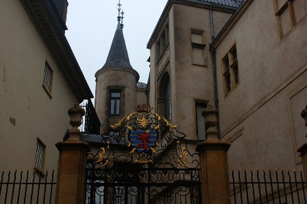 Luxemburg's Ducal Palace