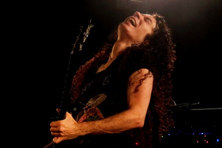 Marty Friedman live in Paris